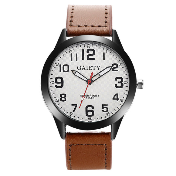 Patrick - 35 mm - Five O'Clock - Mens and Womens Casual Watches