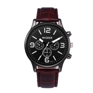 Rick - 36 mm - Five O'Clock - Mens and Womens Casual Watches