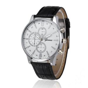 Charles - 36 mm - Five O'Clock - Mens and Womens Casual Watches