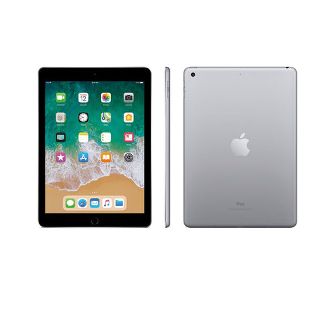"Apple iPad 9.7"" Wi-Fi Only (2018 Model, 6th Generation)"