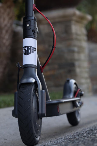 SOUNdBOOM Foldable 350w Smart E-Scooter HP.