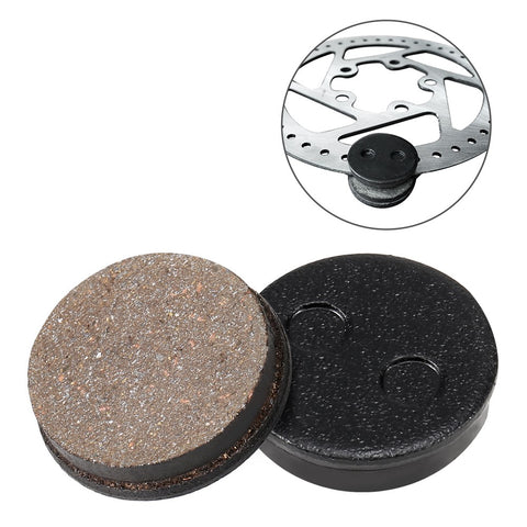 Skateboard Rear Disc Brake Accessory Braking Pads Kit Replacement Parts for Xiaomi Mijia M365 Electric Scooter