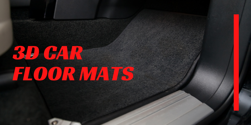 High Quality 3D Car Floor Mats From Bamboli