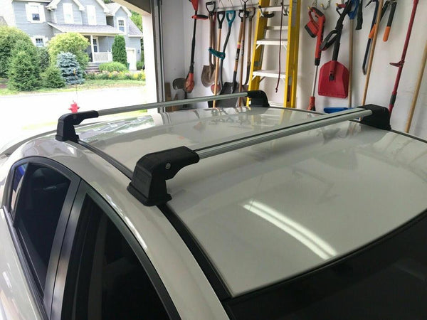 Roof Rack with naked/bare roof