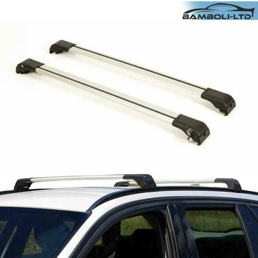 TOP ROOF RACK CROSS BAR/RAIL FIT FOR OPEL MOKKA 2012>UP