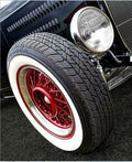 16 Inch Rims Whitewall Portawall Topper Tire Trim Insert Style Set Of 4 Pcs