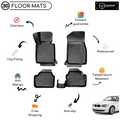 3D Molded Interior Car Floor Mat for BMW 1 Series F20 2011-2019