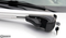 Silver Fit For Mazda MPV Top Roof Rack Cross Bars Rails Lockable 1997-2006