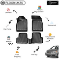 3D Molded Interior Car Floor Mat for Chevrolet Lacetti 2009-Up