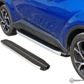 Running Board Side Step Protector For Peugeot 2008 2013-2019