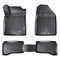 3D Molded Interior Car Floor Mat for Hyundai Ioniq Hybrid 2016-2020