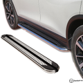 Running Board Side Step Protector For Peugeot 3008 2009-2014