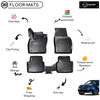 3D Molded Interior Car Floor Mat for Skoda Kamiq