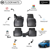 3D Molded Interior Car Floor Mat for Skoda Scala