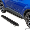 Running Board Side Step Protector For Nissan Skystar D22 / Np300 2002-2016