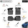 3D Molded Interior Car Floor Mat for Volkswagen Touran 2015-Up