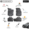 3D Molded Interior Car Floor Mat for Nissan X-Trail 2018-Up