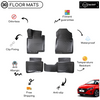 3D Molded Interior Car Floor Mat for Hyundai i20 2020-Up