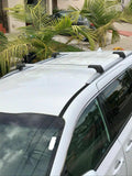 Silver Roof Rack Cross Bars For Kia Sedona 2015-2020 Us Model