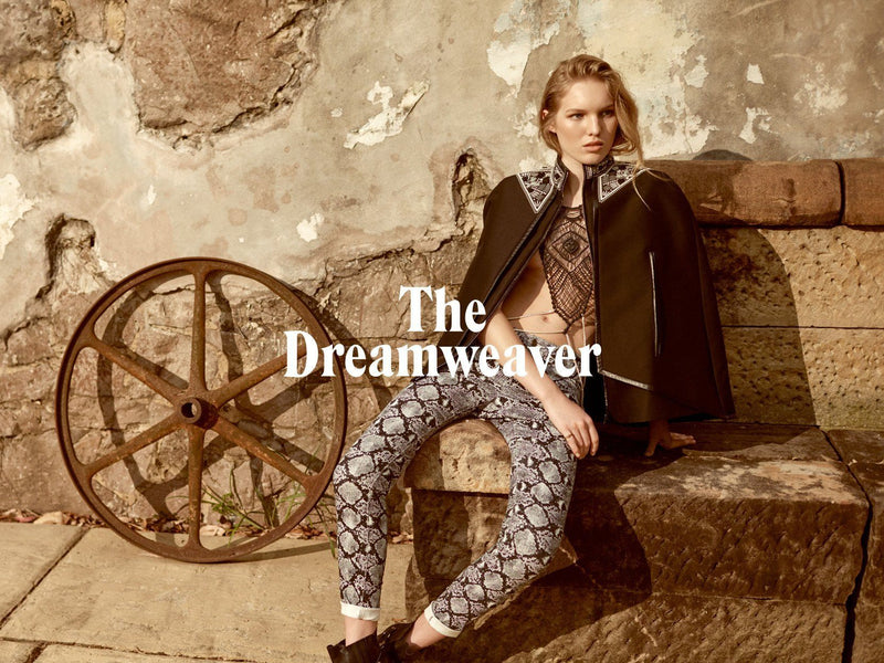 Sass & Bide Dreamweaver Collection - The Story