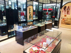 Jewelry Department at Gordon Stuart