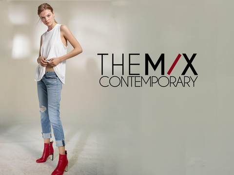 The Mix contemporary area at Gordon Stuart