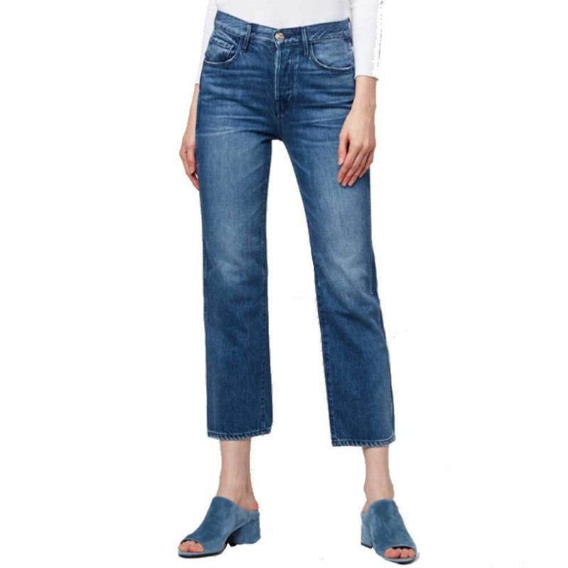 3 x 1 W5 Empire Crop Bell Jeans