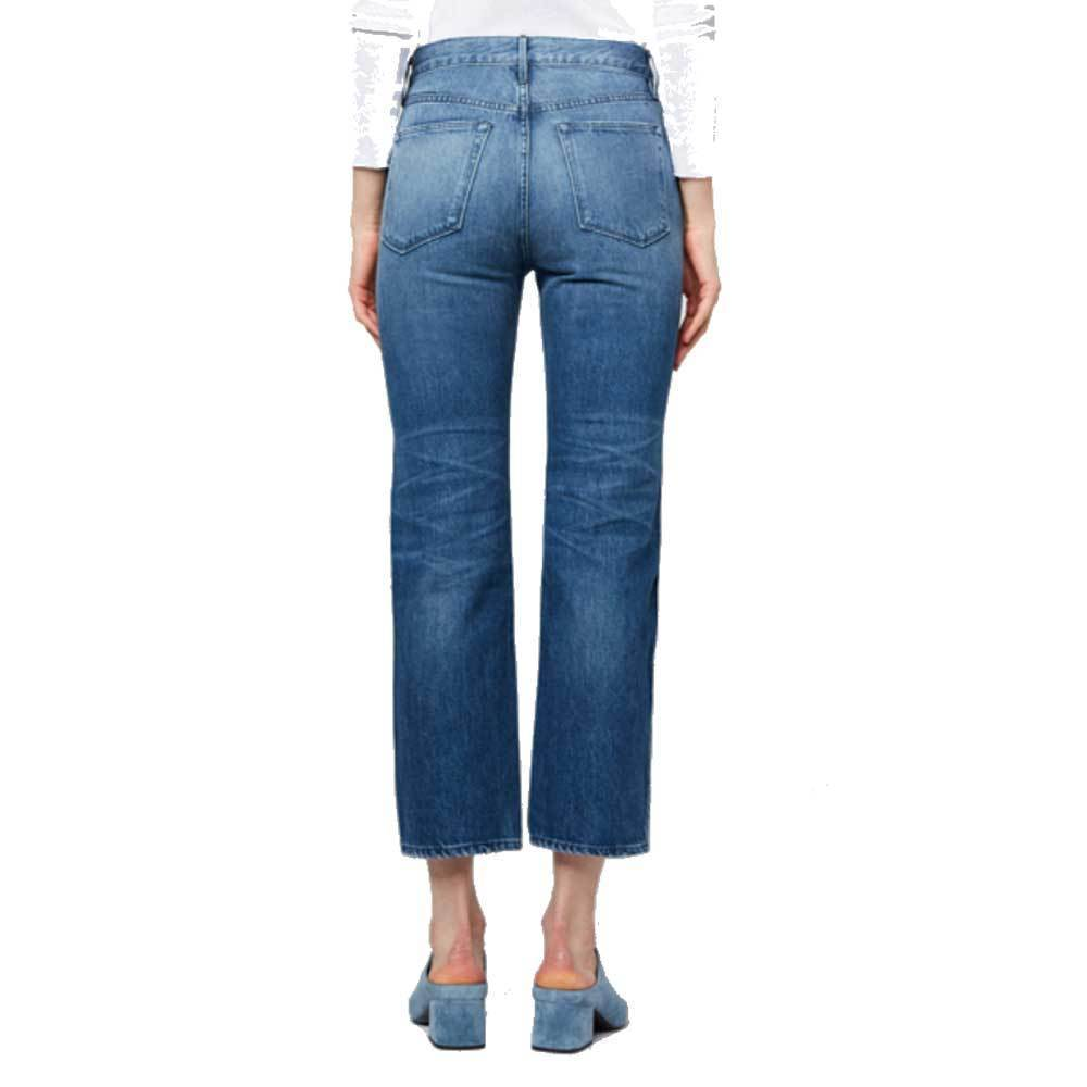 3 x 1 Straight Shelter Austin Crop Jeans Jeans 3 X 1 Jeans