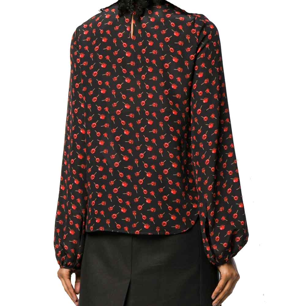 No. 21 Candy Apple Print Shirt