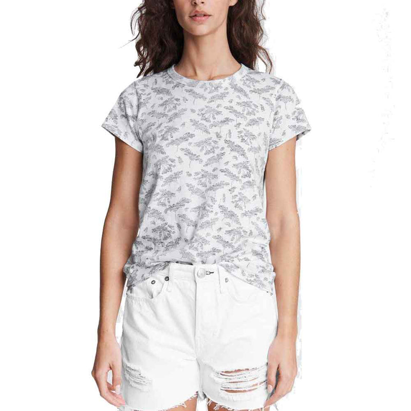Tomorrowland Gathered Sleeve Blouse