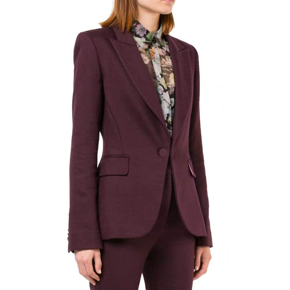Adam Lippes Double Face Wool Blazer Jackets Adam Lippes