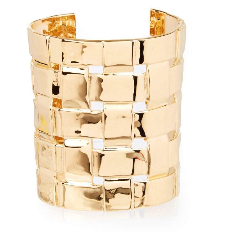 Aurélie Bidermann Body Gold Bracelet