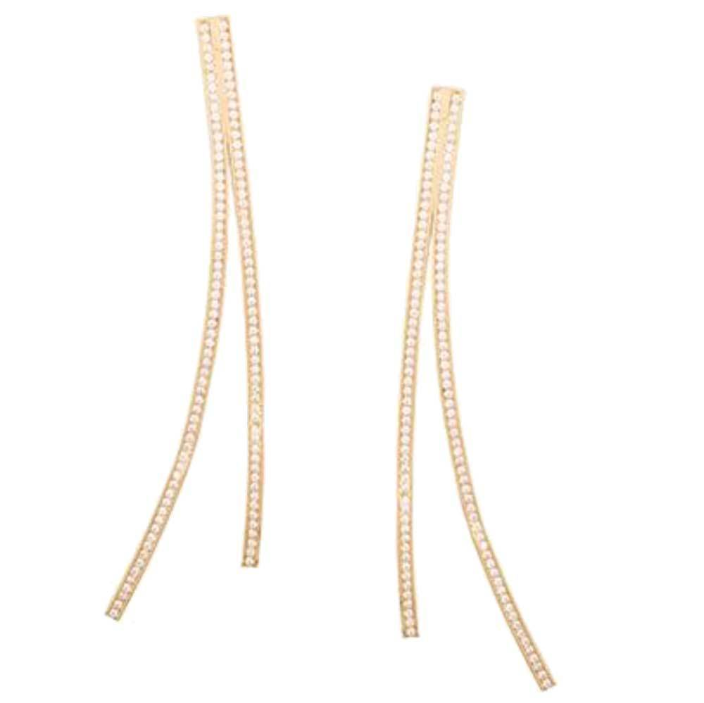 Joanna Laura Constantine Criss Cross Earrings Jewelry Joanna Laura Constantine