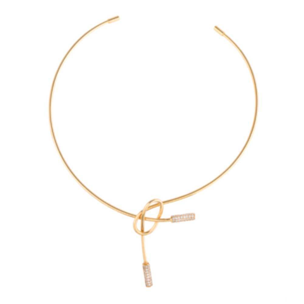 Joanna Laura Constantine Knot Necklace Jewelry Joanna Laura Constantine