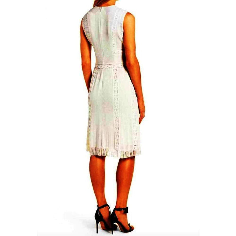 Kobi Halperin Amani Sleeveless White Dress Dress Kobi Halperin