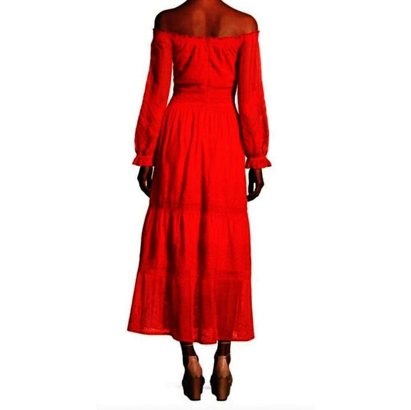Kobi Halperin Tessa Red Dress Dress Kobi Halperin