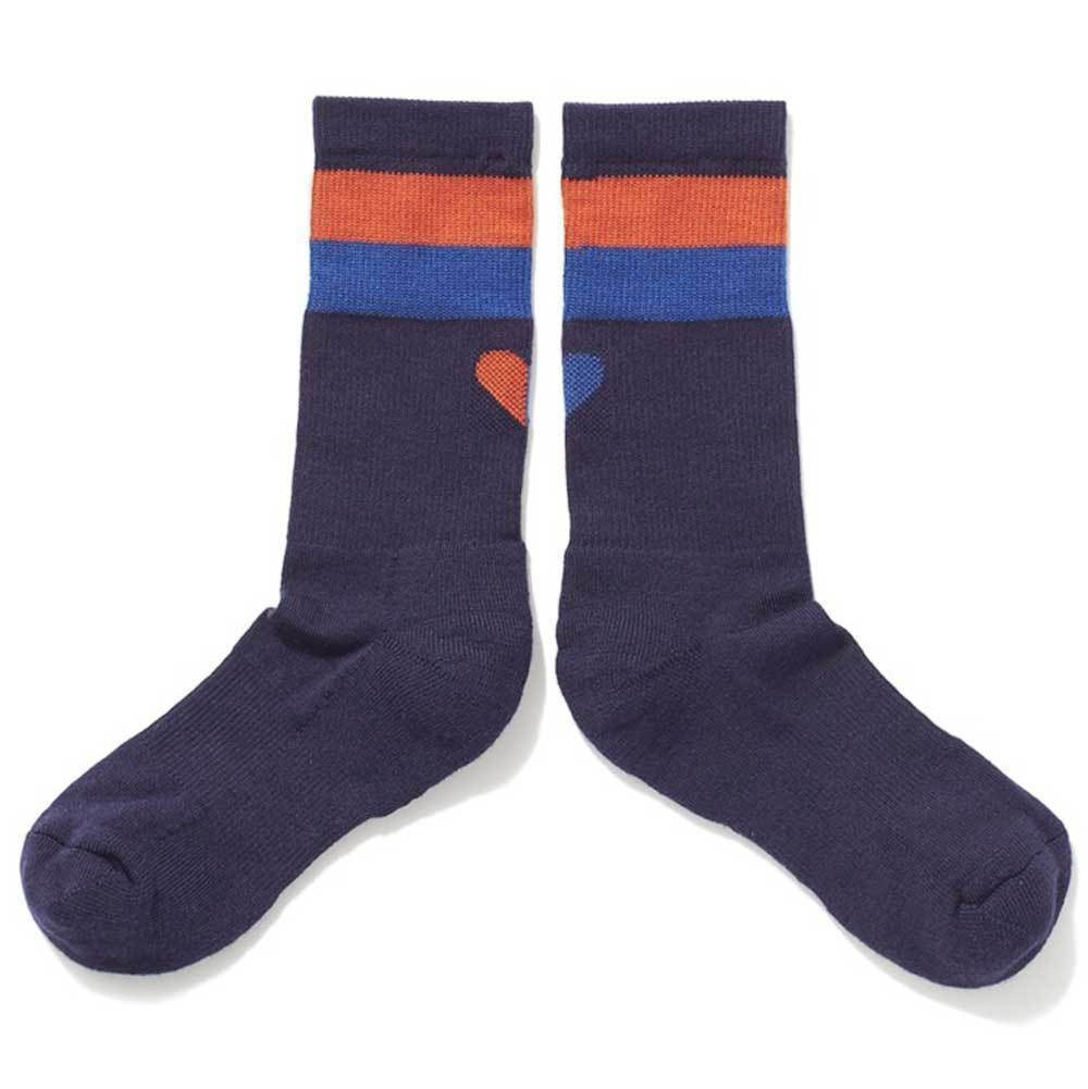 Kule The Sock - Navy Hosiery Kule