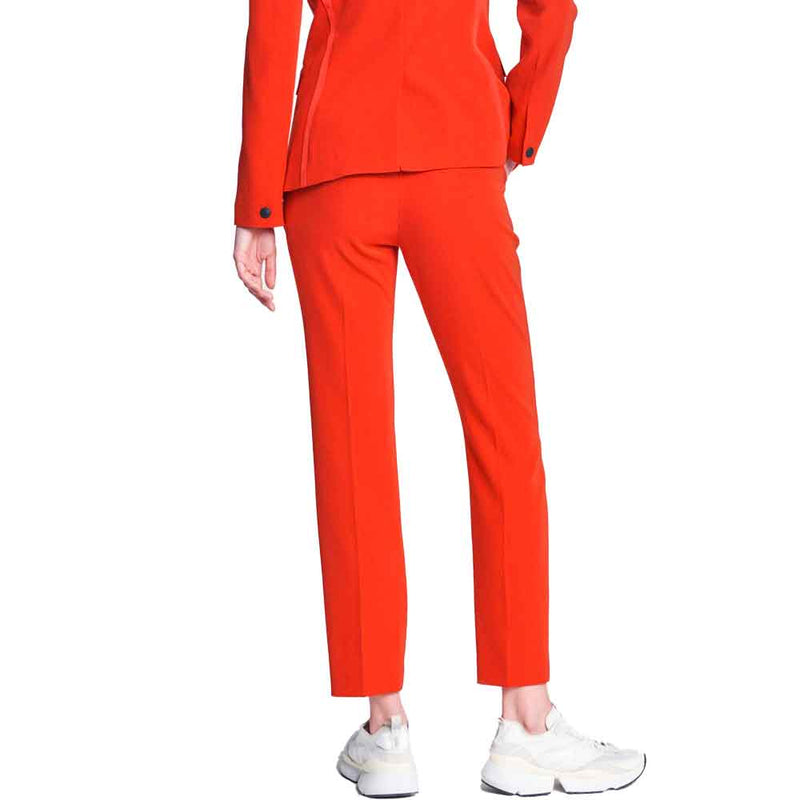 Rag & Bone Layla Red Crepe Pant