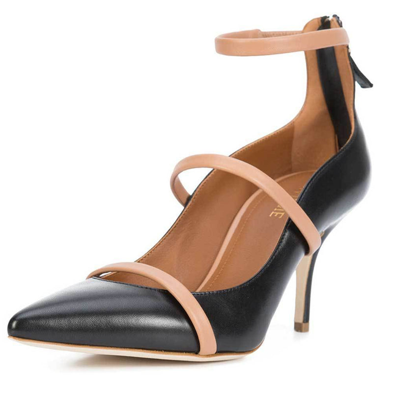 Malone Souliers Robyn Black Pump Shoes Malone Souliers
