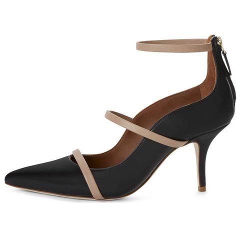 Malone Souliers Shoes 37 / Black Malone Souliers Robyn Black Pump