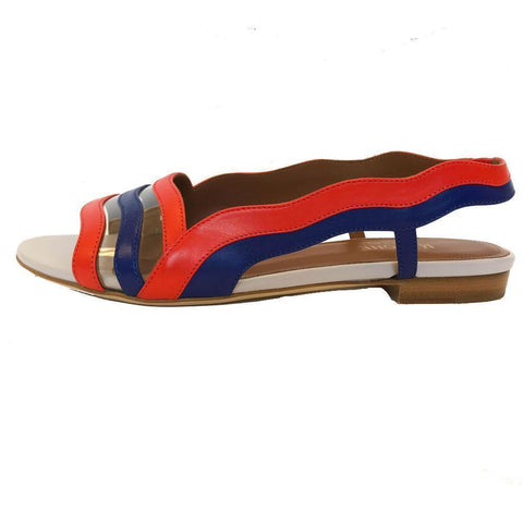 Malone Souliers Shoes 37 / Multi Malone Souliers Flameana Leather Flats