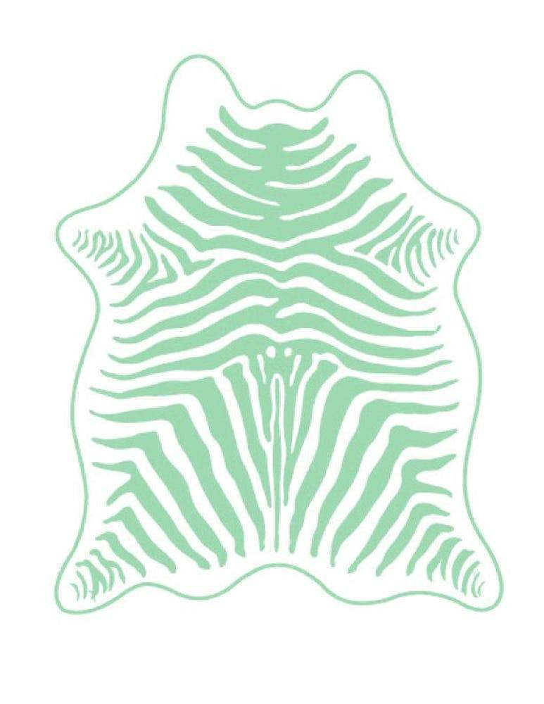 Maslin Grey Zebra Beach Towel with Holster