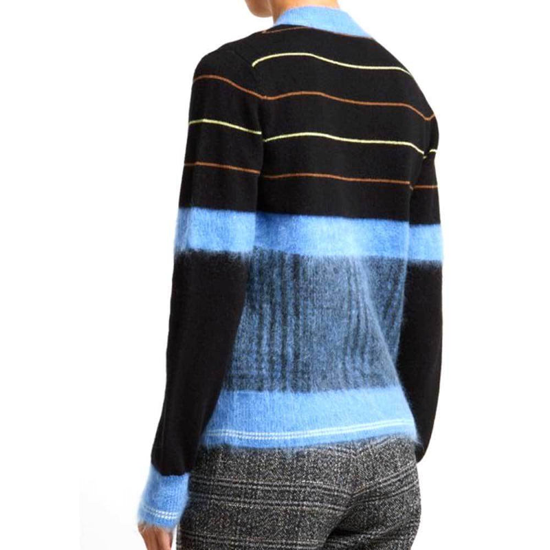 No. 21 Striped Wool Cardigan Cardigan No. 21