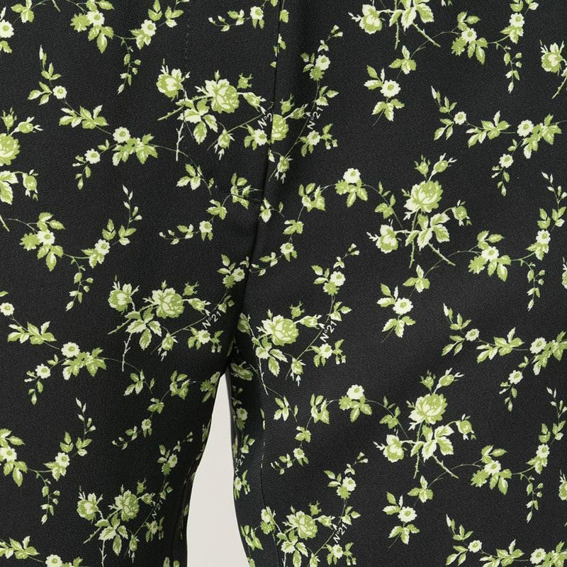 No. 21 Floral Side Stripe Track Pants Pants No. 21