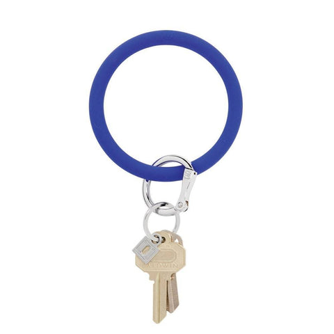 O-Venture Accessories Default Title O-Venture Big O Key Ring-Blew Me Away Silicone