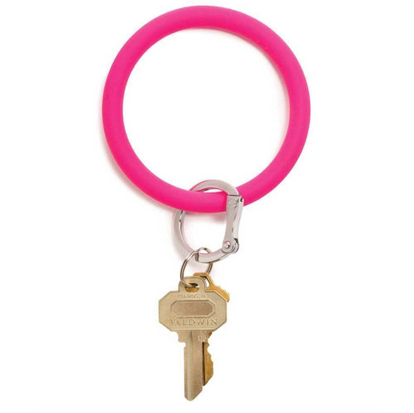 O-Venture Accessories Default Title O-Venture Big O Key Ring - Ice Cream Pink