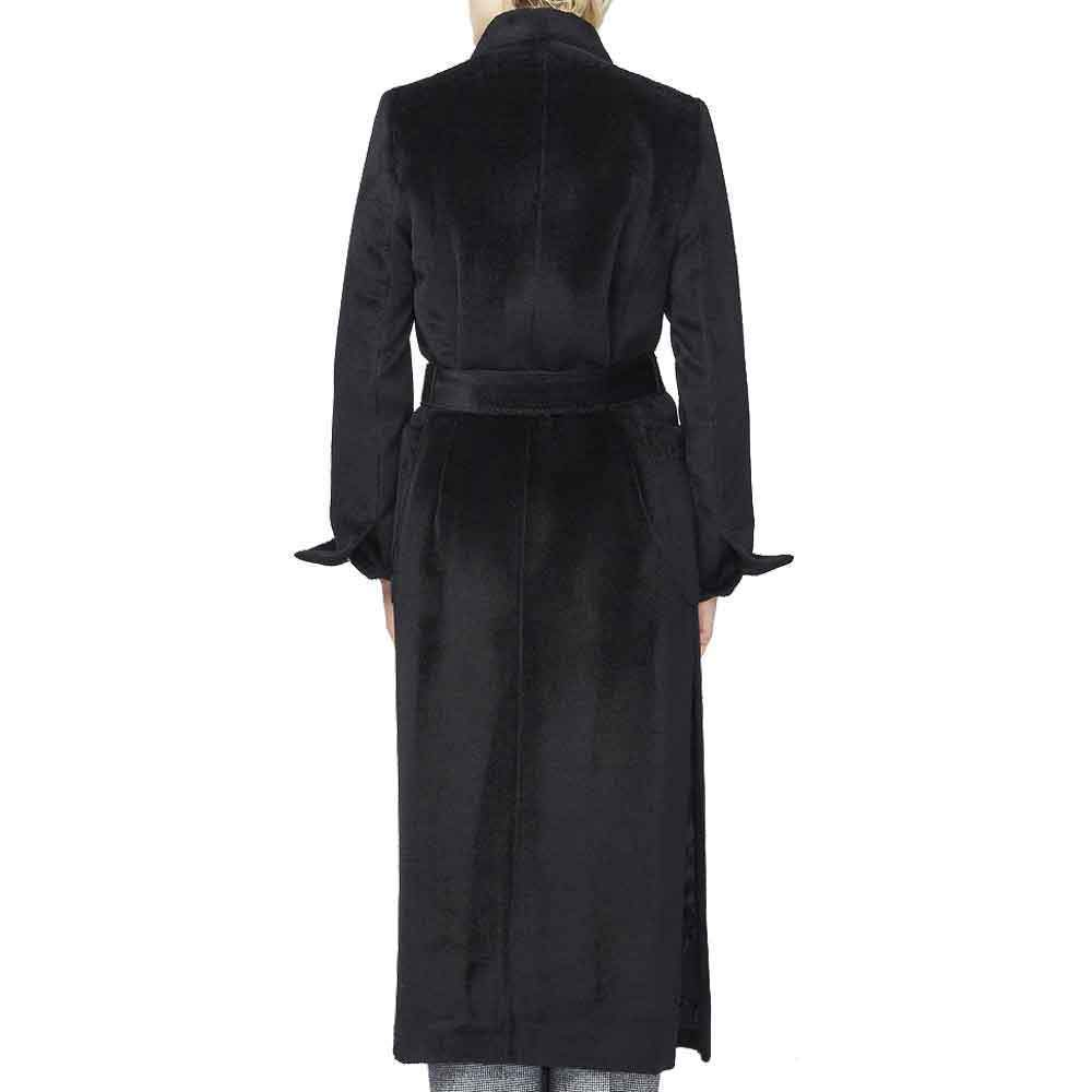 Officine Generale Lydia Long Alpaca Coat coat Officine Generale