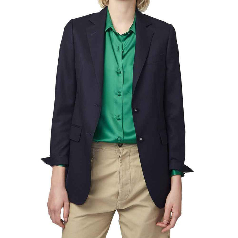 Officine Generale W375 Flannel Blazer Jackets Officine Generale