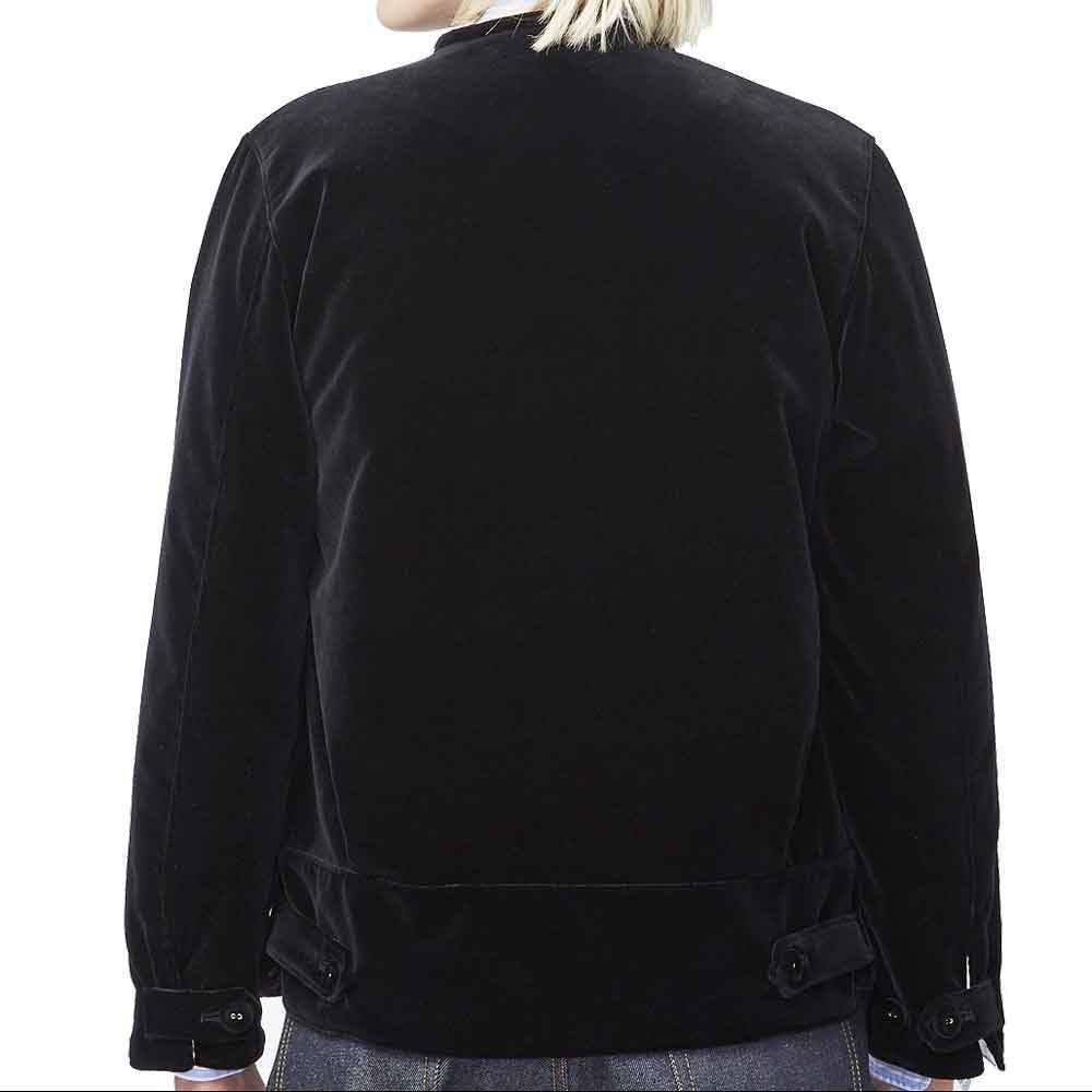 Officine Generale Eleonore Velvet Jacket Jackets Officine Generale