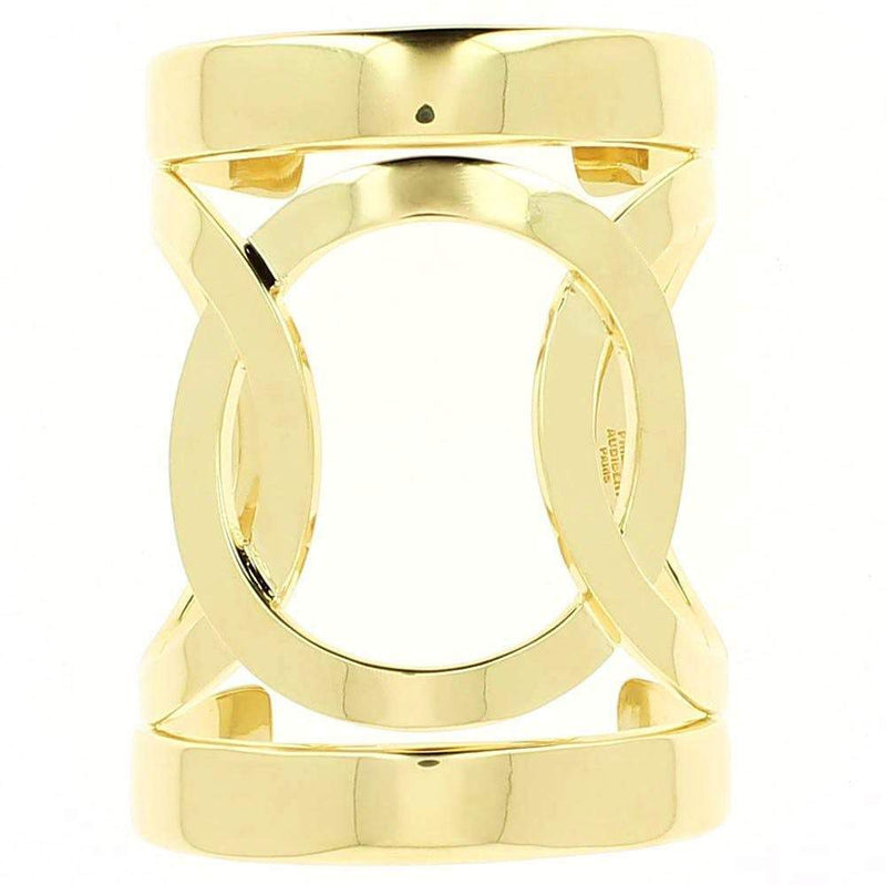 Philippe Audibert Bobby Gold Cuff Bracelet Jewelry Philippe Audibert